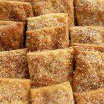 Cinnamon Sugar Crackers