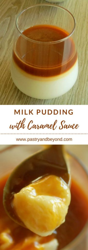This tempting egg free caramel milk pudding is very rich. Once you make it, you will want to make it over and over again.