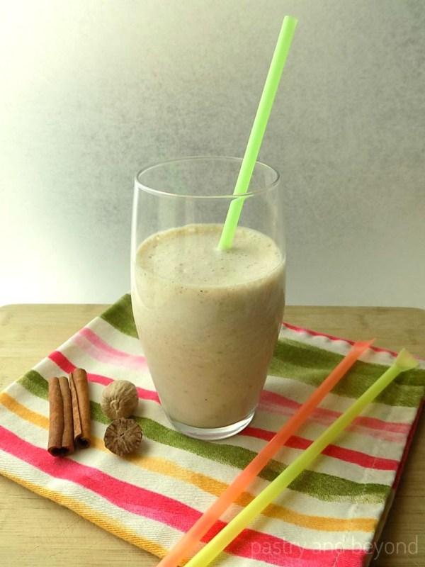 Healthy Banana Smoothie Recipe