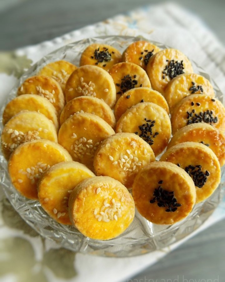 Savory Cookie Recipe
