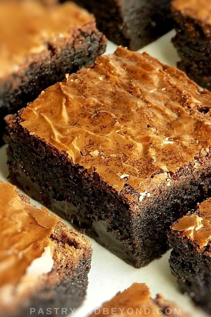 Pin for brownies