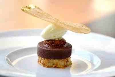 Pear and Chocolate