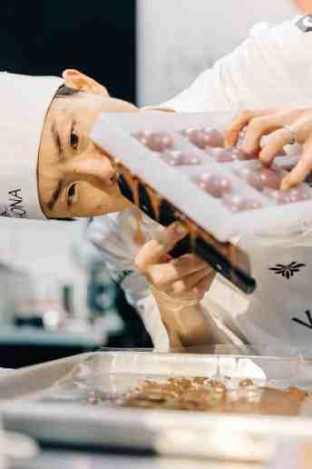 Takunori Hirayama chocolate