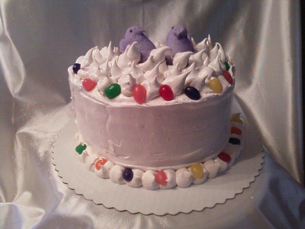 Easter Jelly Bean Cake (4/5)