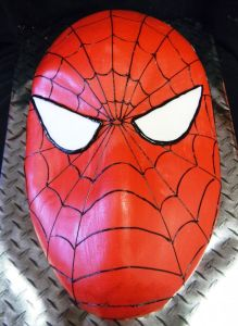 Pastry Palace Las Vegas Kids Cake 767 - Spiderman