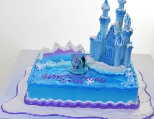 1905 - Frozen - Elsa's Castle