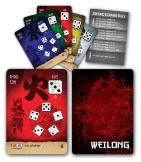 Weilong Cards