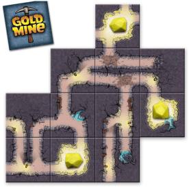 Gold Mine Tiles