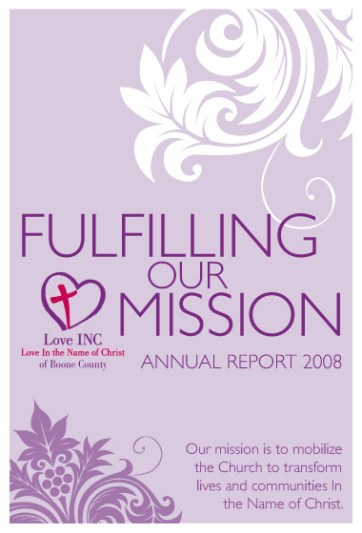 Love INC Annual Report