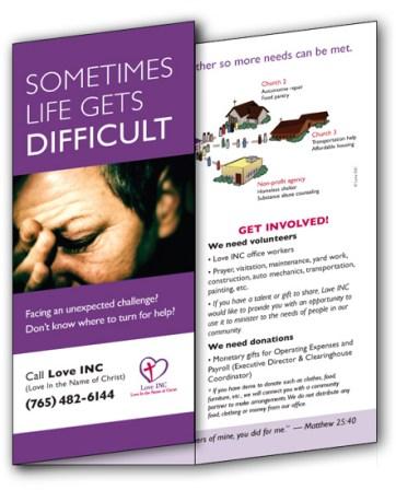 Love INC brochure
