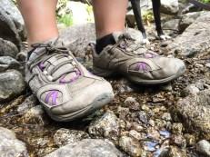 Teva Hiking Shoes hiking camas creek trail no. 125 to camas lake in montana
