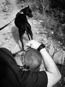 photo shoot with fujifilm x100t on hike