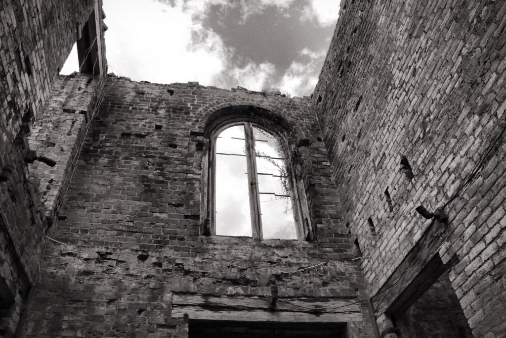 The ruins at Barnsley Gardens, Adairsville, GA