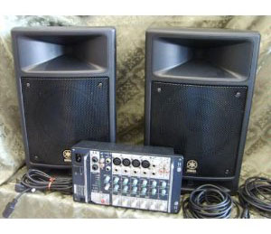 Yamaha Stagepas 300 Portable Pa System Review