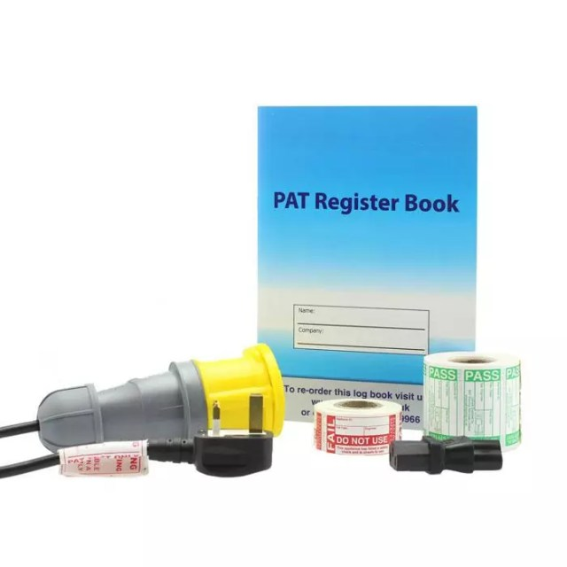 Megger PAT Accessory Bundle