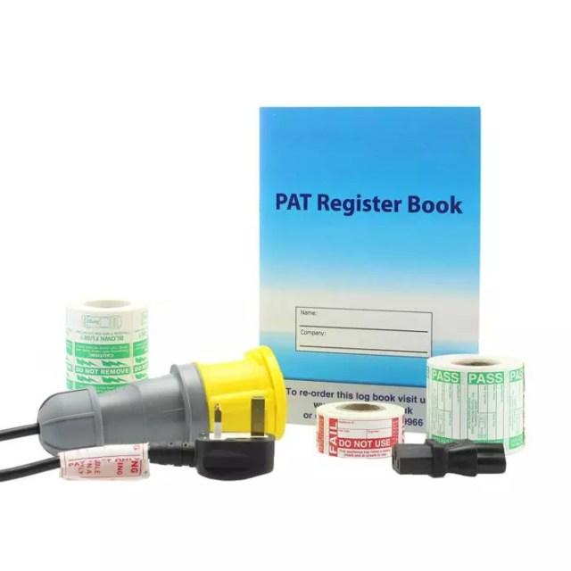 Metrel PAT Accessory Bundle