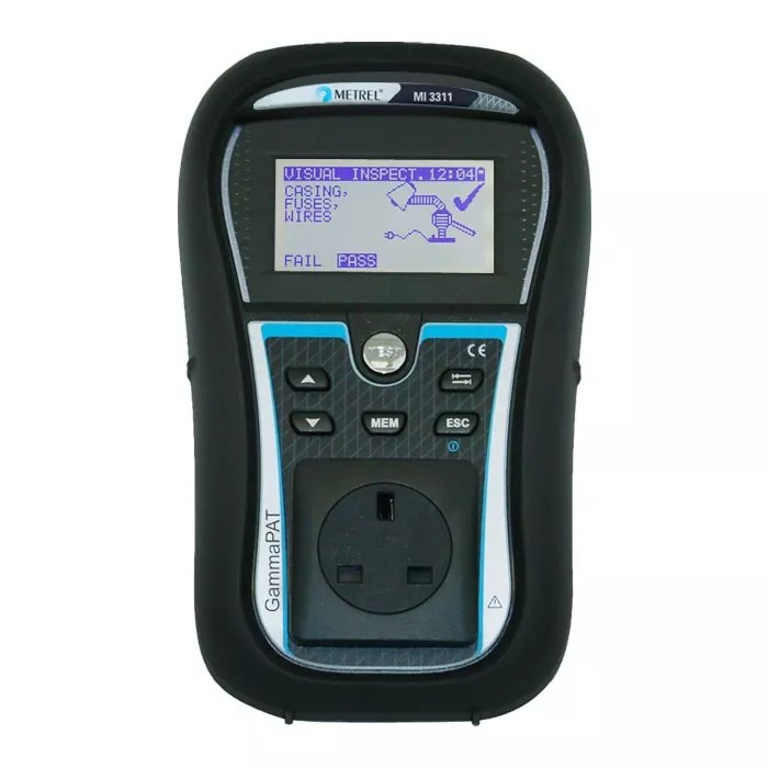 Metrel GammaPAT Pro PAT Tester