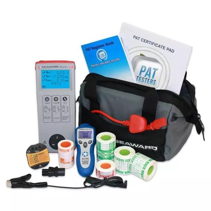 Seaward Primetest 100 Kits (Choice of Kits)