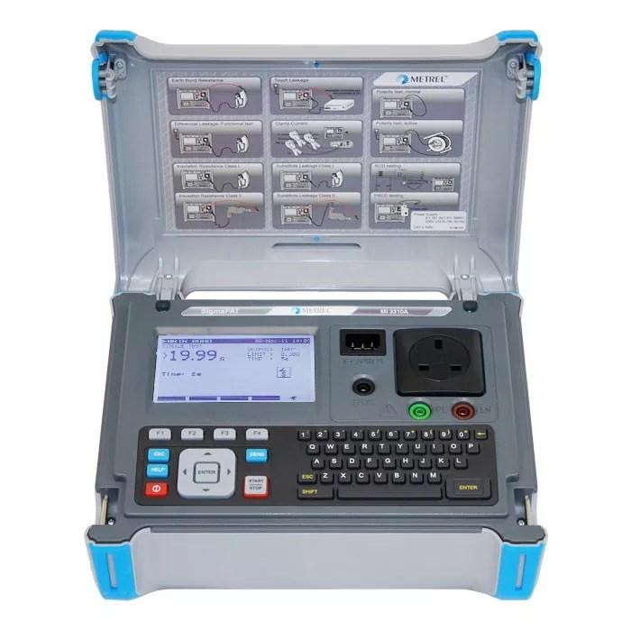 Metrel SigmaPAT MI3310-25A PAT Tester