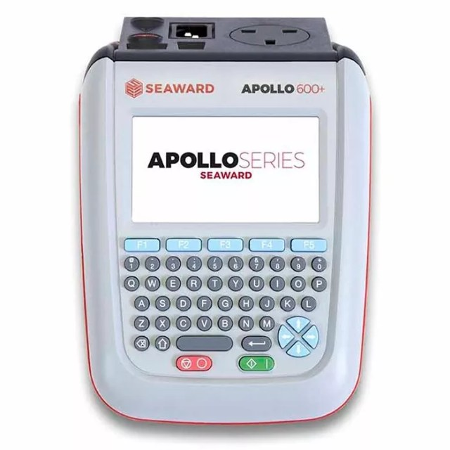 Seaward Apollo 600+ PAT Tester & Risk Assessment Tool
