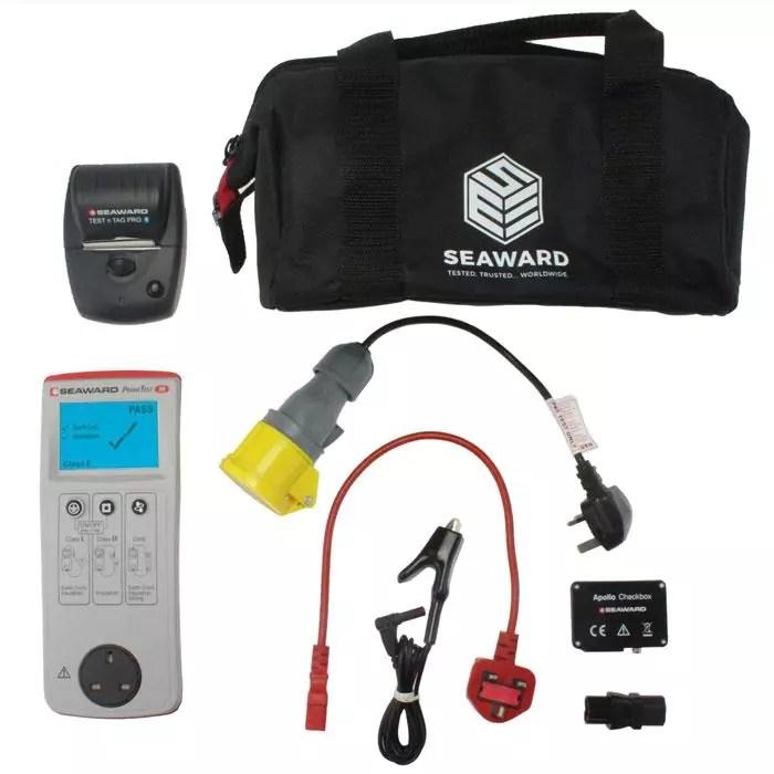 Seaward Primetest 50 Kits  Choice Of Kits