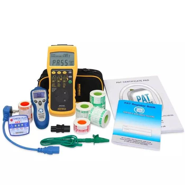 Martindale HPAT500/2 Kits (Choice of Kits)