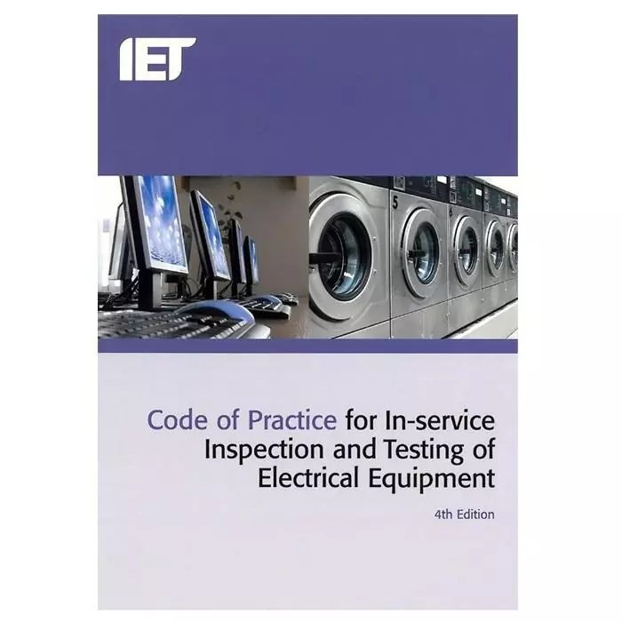 IET Code of Practice – 4th Edition