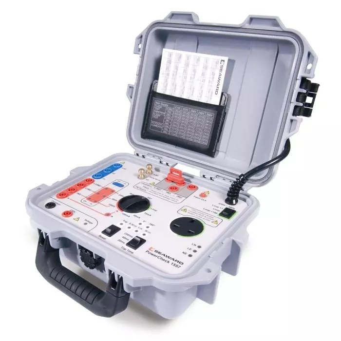 Seaward Powercheck 1557 PAT/Installation Tester Checker