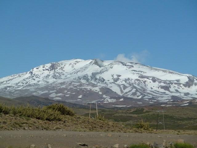 Volcán Copahue Neuquén