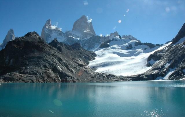 Trekking dificultad alta Laguna de los Tres desde El Chaltén