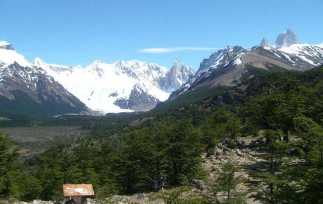 Mirador Cerro Torre Trekking de dificultad media en El Chaltén