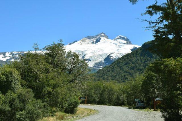 camino al cerro tronador