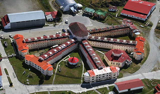 Cárcel del Fin del mundo, en Tierra del Fuego reabren museos.