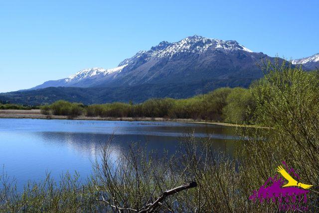 Laguna de los Buenos Pastos en El Hoyo