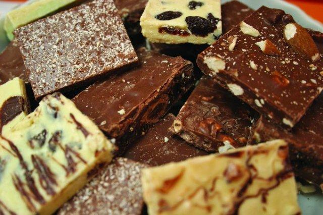 chocolates de Bariloche