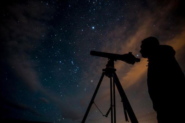 Evento astronómico único en el cielo patagónico.