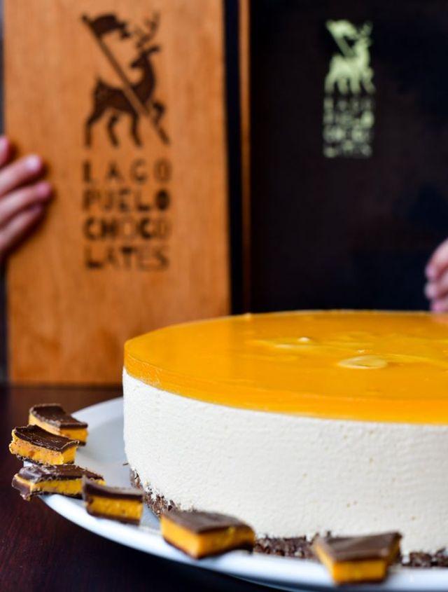 Productos de La Chocolatería de Lago Puelo