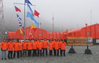 Día Antartida Argentina, base Orcadas