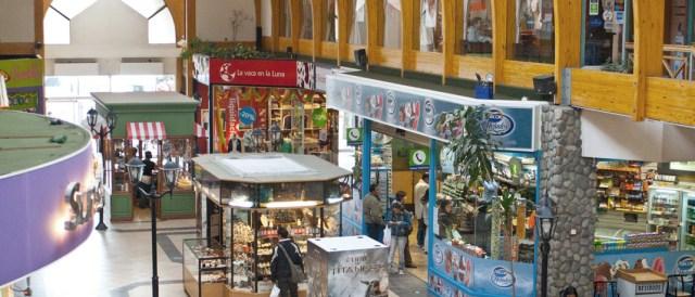 Shopping de Bariloche.