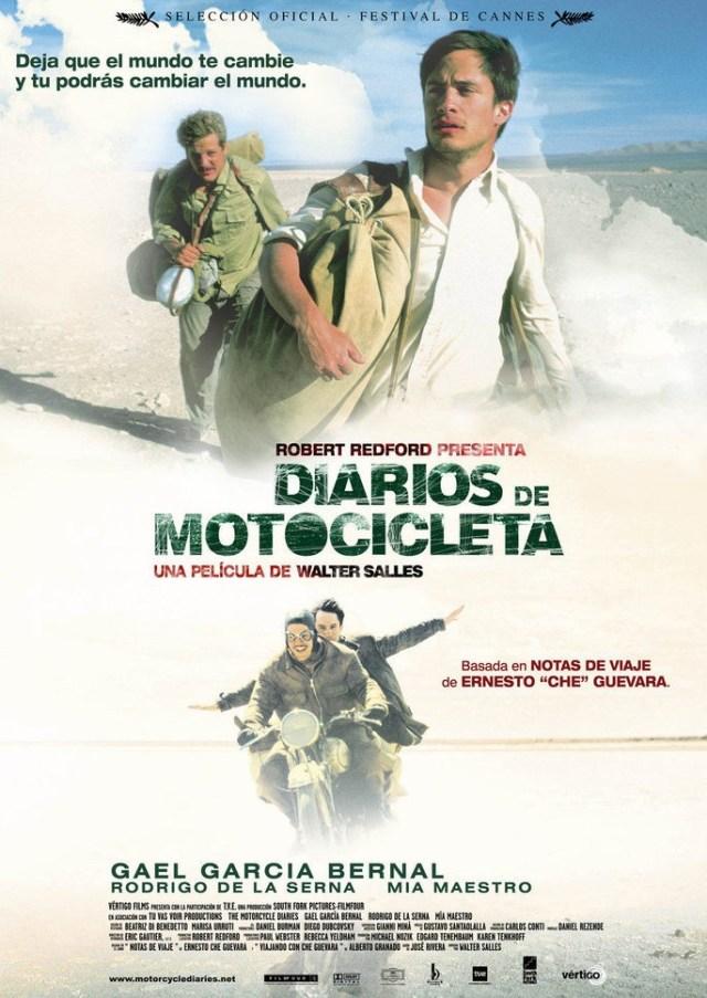 Diarios de motocicleta.