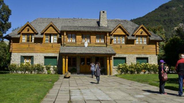 Centro de visitantes y museo Parque Nacional Lanín.