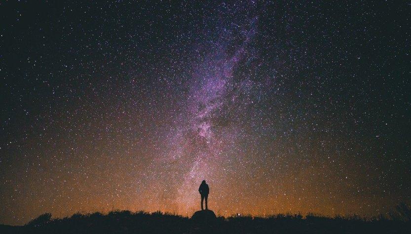 Observación del cielo