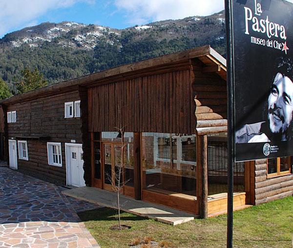 Museo del Che La Pastera en San Martín de los Andes.