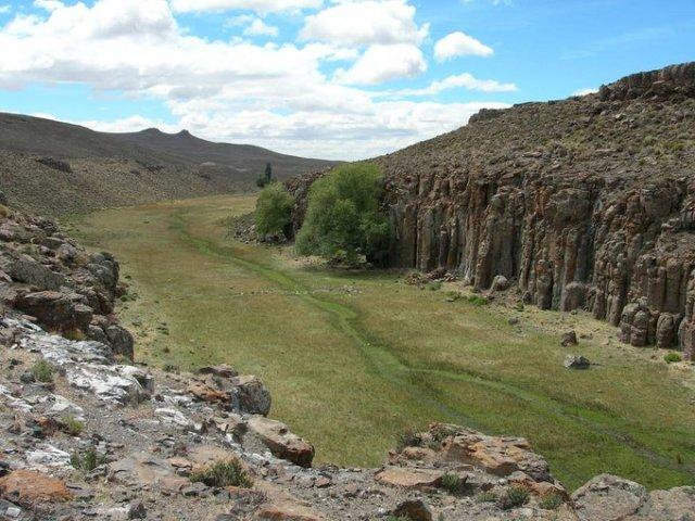 Meseta de Somuncurá, otro de los imperdibles de Río Negro.