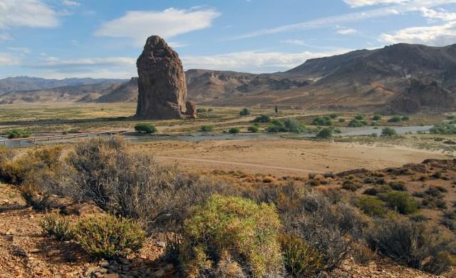 Area Natural Protegida en Chubut