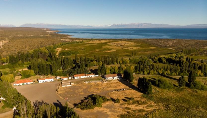 La Ascención, Parque Patagonia, Comarca del Lago Buenos Aires.