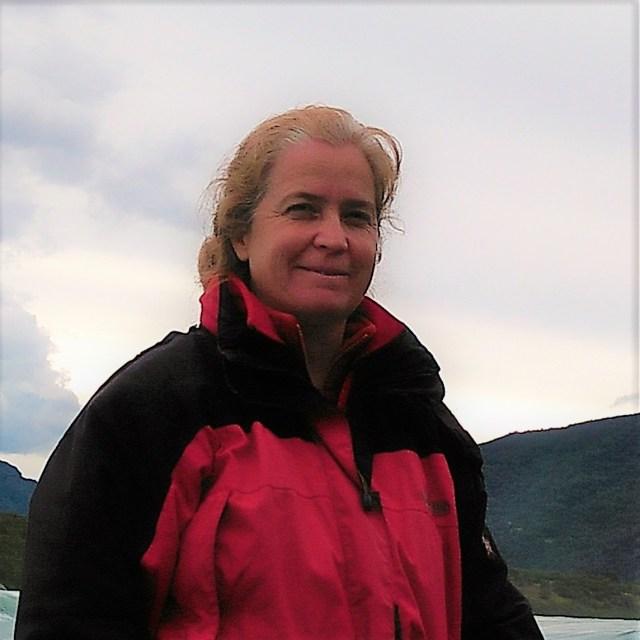 Florencia Ferrero, una de las dueñas de la estancia La Serena.
