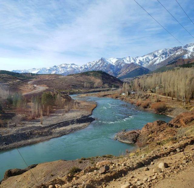 Río Neuquén.