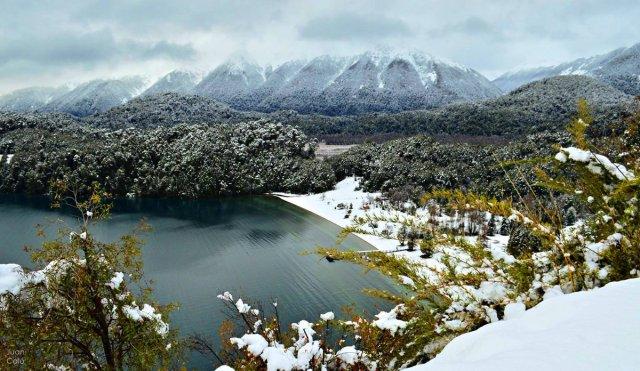 Villa La Angostura habilitó nuevas actividades de montaña.