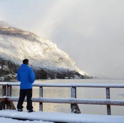 Ushuaia nieve